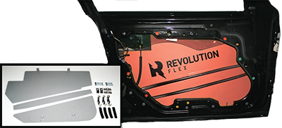 Easy Installation  sc 1 st  Incident Control Systems & Ballistic Door Kits for Dodge Charger Ford Interceptor Chevy Tahoe
